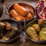 קייטרינג בשרי בירושלים | חצילונים ממולאים/גזר ממולא | חנות לאוכל מוכן | האחוזה קייטרינג