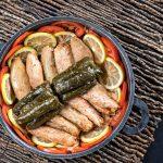 קייטרינג בשרי בירושלים | עלי גפן/בצל/כרוב ממולאים | חנות לאוכל מוכן | האחוזה קייטרינג