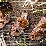 קייטרינג בשרי בירושלים | צלי בקר ברוטב | חנות לאוכל מוכן | האחוזה קייטרינג