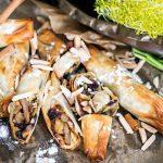 קייטרינג בשרי בירושלים | פסטיה פרגיות ופירות יבשים | חנות לאוכל מוכן | האחוזה קייטרינג