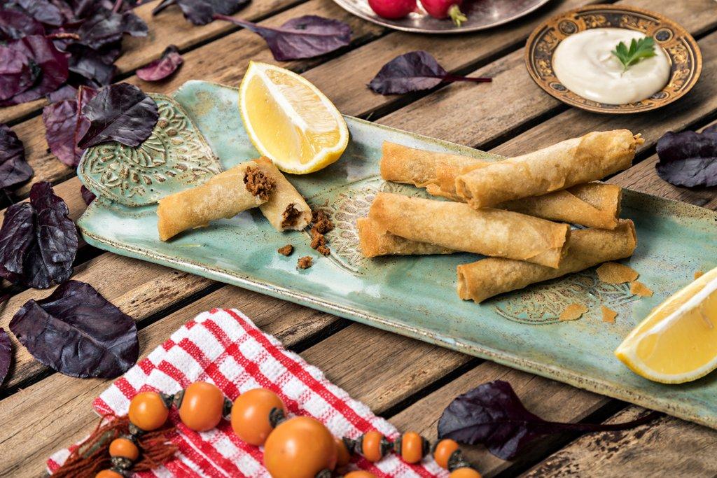 קייטרינג בשרי בירושלים | סיגר בשר בנוסח מרוקאי | חנות לאוכל מוכן | האחוזה קייטרינג